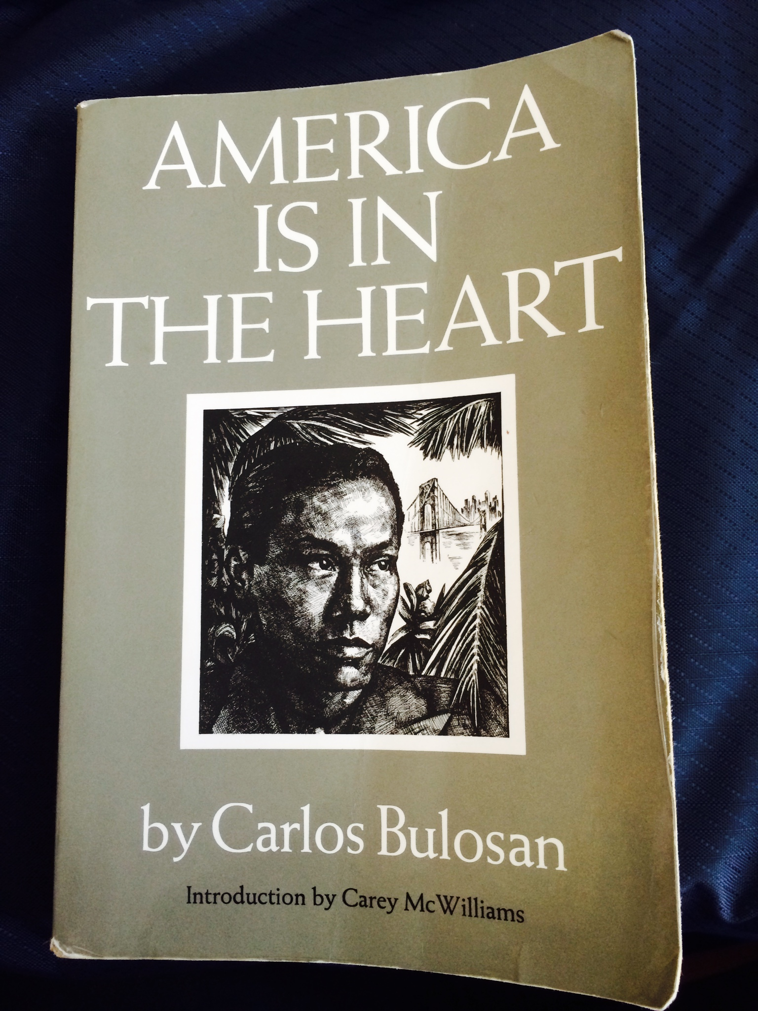 an analysis of america is in the heart by carlos bulosan Dive deep into carlos bulosan's america is in the heart with extended analysis,  commentary, and discussion.